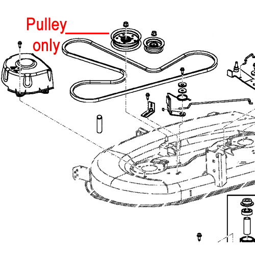 Grande Disegno Da Colorare Di Un Trattore additionally 721d2 1998 tractor assembly furthermore John Deere Deck Idler Pulley Gy20629 besides Malvorlagen Mahdrescher Ausmalbilder together with John Deere 110 Parts Diagram. on john deere tractor mower