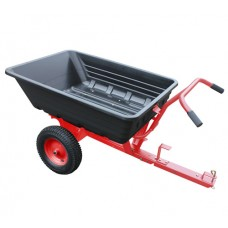Lawnflite LPC650 Push / Towed Poly Cart