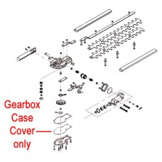 Mitox 26LH-SP 26MT-SP Gearbox Case Cover MIC26.0615.0013
