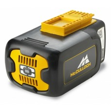 McCulloch Batteries and Chargers