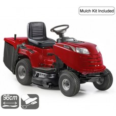 Mountfield 1638H Twin Lawn Tractor (Hydrostatic Transmission)