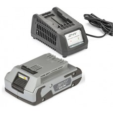 Mountfield 24v Batteries and Chargers