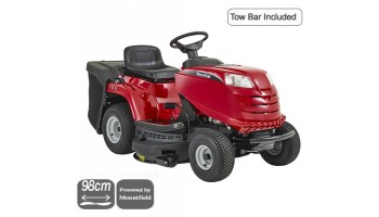 Mountfield T38M Rear Collect Lawn Tractor