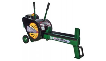 Portek Quiksplit 7 Ton Impact Electric Log Splitter