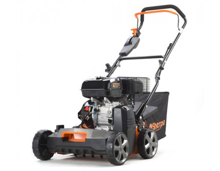 Sherpa 2-in-1 Petrol Scarifier and Aerator