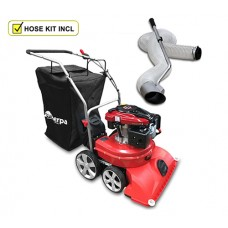 Sherpa WV58L Wheeled Petrol Garden Vacuum and Hose Kit