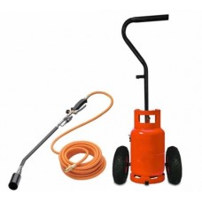 Sherpa Professional Weed Burner & Trolley (Gas Not Included)