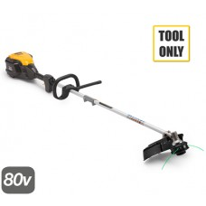 Stiga SBC80 AE 80v Cordless Loop Handle Brush cutter (No battery)