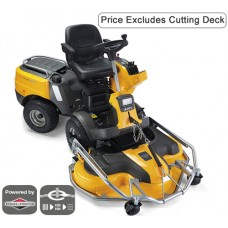 Stiga Park Pro 740 IOX 4WD Front Cut Ride On Lawnmower