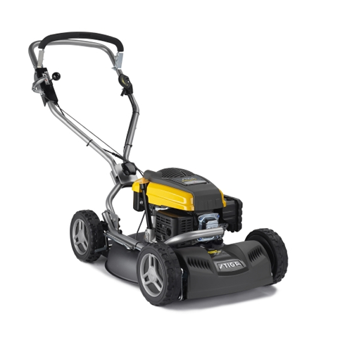 stiga multiclip plus 50 s self propelled mulching lawnmower. Black Bedroom Furniture Sets. Home Design Ideas