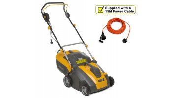 Stiga SV 415 E Electric Scarifier and Aerator c/w 15m Cable