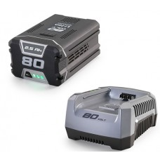 Stiga 80v Batteries and Chargers