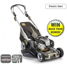 Stiga Twinclip 50 SVEQ B Self-Propelled Combi Lawn mower