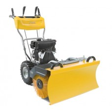Stiga SWS800G Power Sweeper and Snow Blade