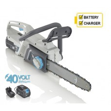 Swift EB212D2 Cordless Chainsaw with Battery and Charger