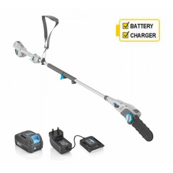 Swift EB608D2 Cordless Polesaw with Battery and Charger