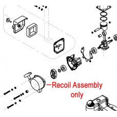 Mitox Starter Recoil Assembly TBC260D.01.12.00-00