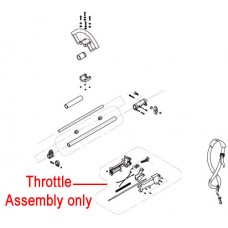 Mitox Throttle Assembly TBC430S.05.02-00