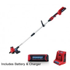 "Toro Power Plex™ 51130 13"" Cordless Trimmer/Edger Kit"