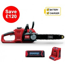 "Toro Power Plex™ 51138 14"" Cordless Chainsaw Kit"