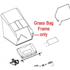 Webb WERR17SP Lawnmower Grassbag Frame WE106-53