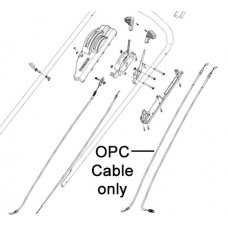 Weibang Legacy 48 Pro Roller Lawnmower OPC Cable WGOC120-1412