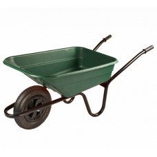 The Walsall Shire Multi-purpose 90L Barrow in a Box - Green - BSHGP