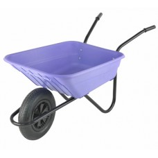 The Walsall Shire Multi-purpose 90L Barrow in a Box - Lilac - BSHLILP