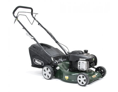 Webb Supreme R16SP 4 Wheel Self-Propelled Petrol Lawn mower