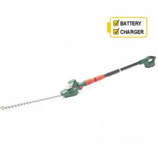 Webb V20PHT 20v Cordless Long Reach Hedgecutter c/w Battery & Charger