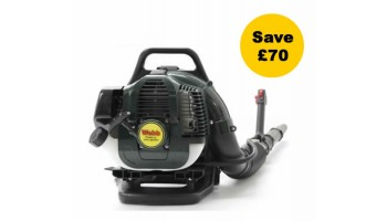 Webb BPB33 33cc Petrol Backpack Blower