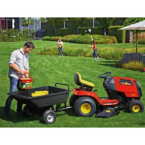 Wolf Garten A92 165h Ambition Hydro Direct Collect Lawn