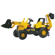 JCB Toy Tractor