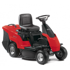 Grass Collector Ride On Mower (12)