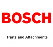 Bosch Parts and Attachments