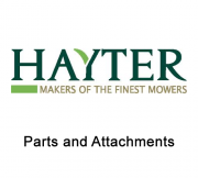 Hayter Parts and Attachments