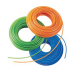 DR Nylon 4.0mm 100ft Roll - Green trimmer line