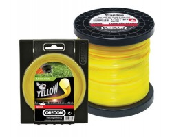 Oregon Yellow Roundline 3mm Trimmer Line 56m