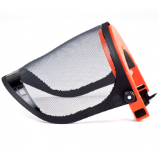 Brushcutter Mesh Face Protection with Plastic Strap