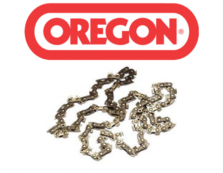 "Oregon 18"" 60 Drive Link Replacement Chainsaw Chain (Chain Type 91)"