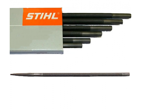 Box of 6 Stihl 5.2mm Round Chainsaw File Files 3/8 Chain 5605 772 5206