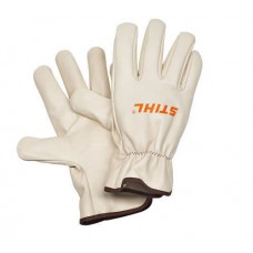 Stihl Leather Work Gloves (Size Small)