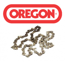 "Oregon 8"" 33 Drive Link Replacement Chainsaw Chain (Chain Type 91)"