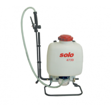 Solo SO 473/D 10 Litre Diaphragm Pump Back Pack Garden Sprayer