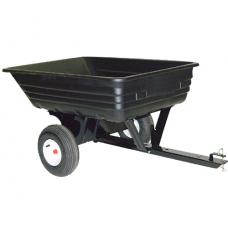 AGRI-FAB 8 Cubic Ft Poly Trailer (45-0348)