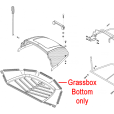AL-KO Tractor Grassbox Bottom 514080