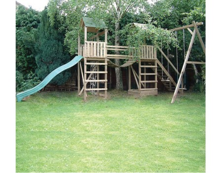 Arundel Outdoor Twin Tower PlayCentre
