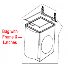 Billy Goat Standard Bag with Frame & Latches 840195