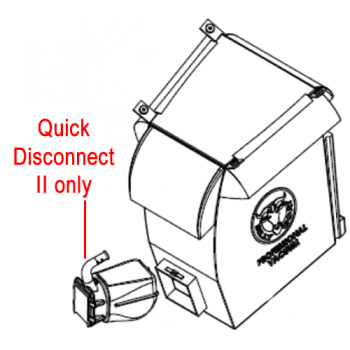 Billy Goat Quick Disconnect II 890630