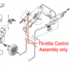 Billy Goat Throttle Control Assembly 900343S